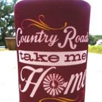 Country Backroads Koozie