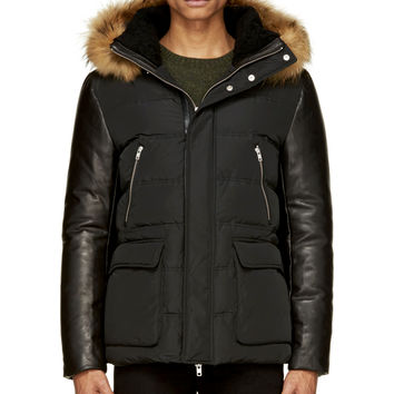 Mackage Black Down Gavin Jacket