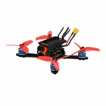 SPC Maker 110VT 110mm Brushless FPV Racing RC Drone F4 BLheli_S 40CH RunCam Micro Swift 2 600TVL BNF DIY FPV Drone Toys Models