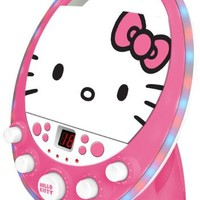 Princess Flashing Lights Karaoke Machine, 66025