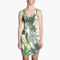In The Jungle Sublimation Dress