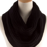Men Scarf Hand Knit Scarf Unisex Black Scarf  Trending Items Gifts for Dad   - By PIYOYO