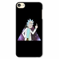 Rick And Morty Space iPod Touch 6 Case