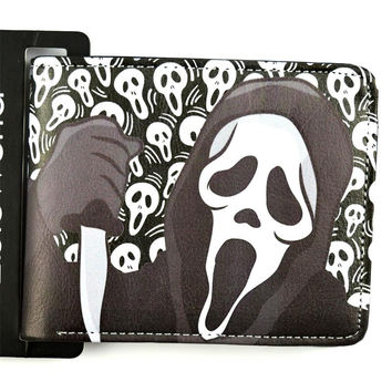 SCREAM Bifold Wallet