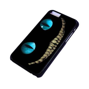 ALICE IN WONDERLAND CAT Disney iPhone 4/4S 5/5S/SE 5C 6/6S 7 8 Plus X Case Cover