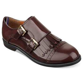 Tommy Hilfiger Shoes, Cuddle Oxfords - Shoes - Macy's