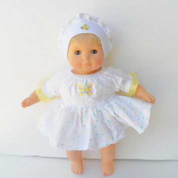 Best White Baby Doll Dresses Products on Wanelo