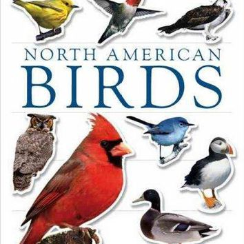 North American Birds: DK ultimate sticker book, More than 60 Reusable Full-color Stickers (Ultimate Sticker Book)