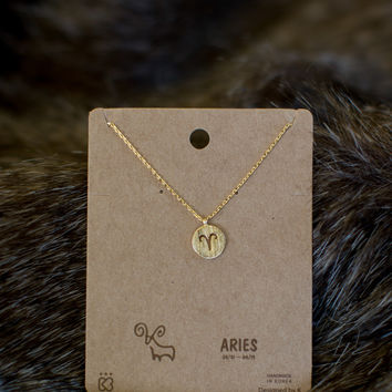 Must Have Aries Necklace