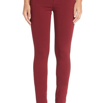 Liverpool Jeans Company 'Madonna' Colored Stretch Ponte Skinny Pants (Petite) | Nordstrom
