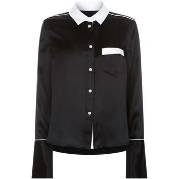 Equipment Contrast Shirt | Harrods.com
