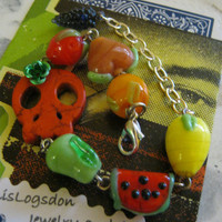 Day of the Dead Alter Bracelet