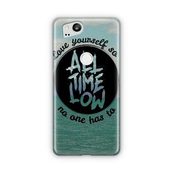 All Time Low Collage Google Pixel 3 XL Case | Casefantasy