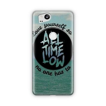 All Time Low Collage Google Pixel 3 Case | Casefantasy