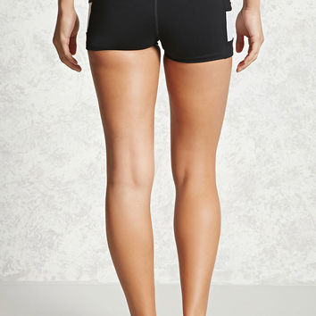 Active Perforated Shorts