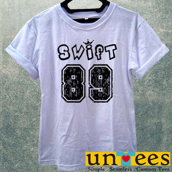 Taylor Swift shirt Swift 89 Women T Shirt