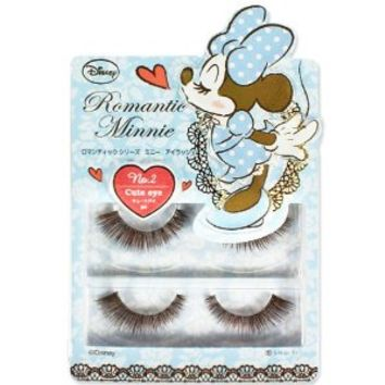 [Disney]Eyelash Minnie mouse cute eye Brown