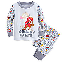 Grumpy PJ PALS for Baby