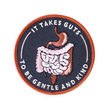 Takes Guts To Be Kind Patch