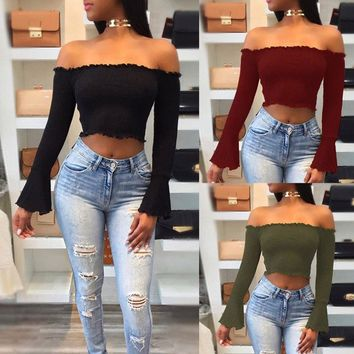 Hadley Off The Shoulder Top