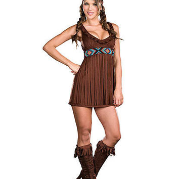 Tribal Trouble Costume | Sexy Clothes Womens Sexy Dresses Sexy Clubwear Sexy Swimwear | Flirt Catalog