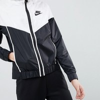 Nike Colour Block Windbreaker Jacket at asos.com