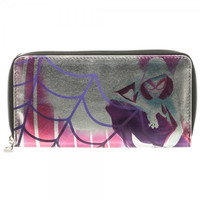 Marvel Spider Gwen Zip Around Wallet