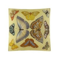 catbird::John Derian::Butterfly Collection Square Dish