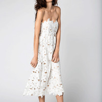 TENNESSEE DRESS - WHITE | Stone Cold Fox