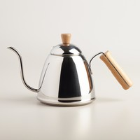 Stainless Steel Gooseneck Pour Over Kettle