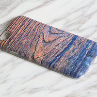 Grunge Wood Turquoise Samsung Galaxy S7 Edge Case S7 case Samsung S6 Edge Plus Case Galaxy S6 Edge S6 S5 S4 Case Galaxy Note 5/4 Case KB954