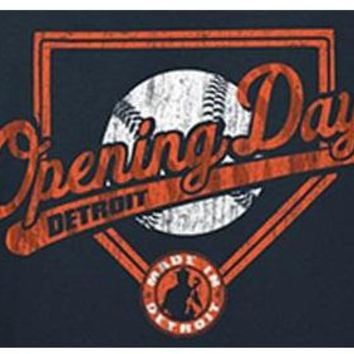 Made in Detroit Opening Day Hoodie