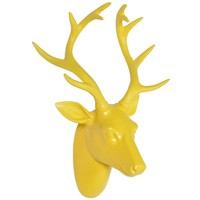 NEW! My Yellow Deer Head