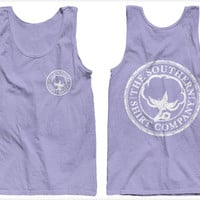 Salt Wash Tank Top by The Southern Shirt Company