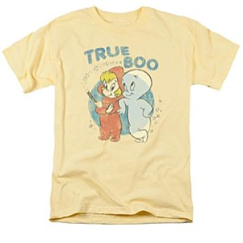 Casper The Friendly Ghost True Boo T-Shirt