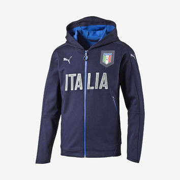 Italy Casual Performance Zip-Thru