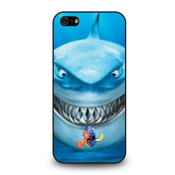 finding nemo fish disney iphone 5 5s se case cover  number 1