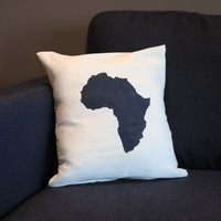africa {pillowcase}