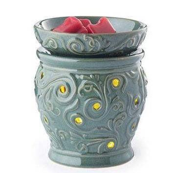 Ocean Side Glimmer Fragrance Candle Warmer