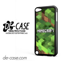 Minecraft DEAL-7260 Apple Phonecase Cover For Ipod Touch 5