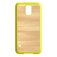 Wooden Panel Samsung Galaxy S5 Case