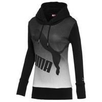 PUMA Gradient Pullover Hoodie - Women's at Foot Locker