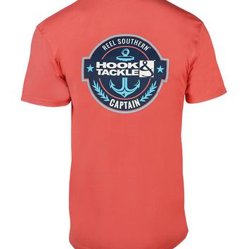 Men's Reel Southern Captain Premium T-Shirt