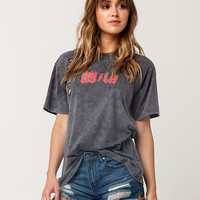 FULL TILT NY LA Womens Tee | Graphic Tees