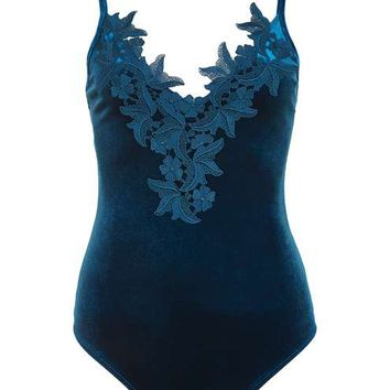 Velvet Applique Body - New In This Week - New In