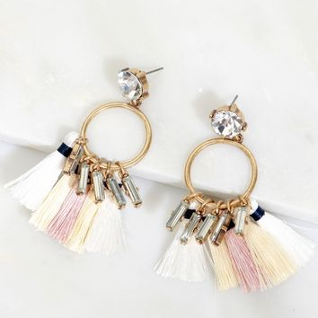 Cabana Fringe Earrings