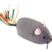 Bumper Mouse Motorized Cat Toy