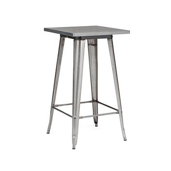 Dreux Steel Bar Table 42 Inch