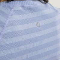 Run: Swiftly Tech Short Sleeve *Stripe