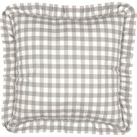Annie Grey Buffalo Check Euro Sham